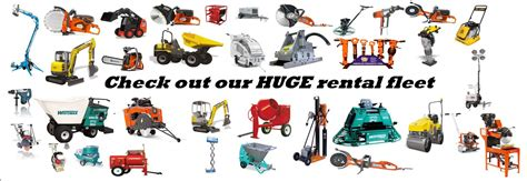 machine rental contractor construction equipment sales and rental sales rental