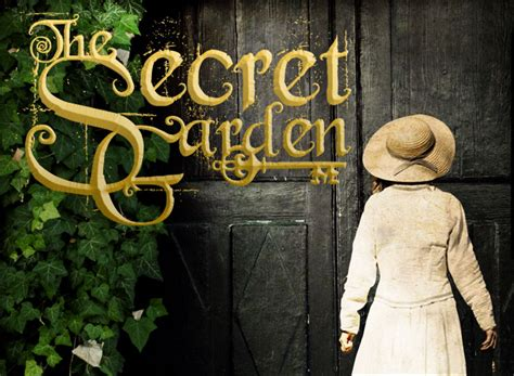 Who Wrote The Secret Garden by The Artist S Way The Secret Garden Hale Center Theatre