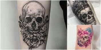 imagenes de tatuajes de wendy im 225 genes de tatuajes de calaveras tatuajes para mujeres