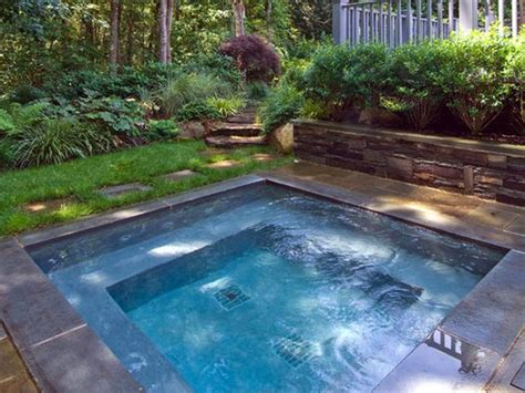Small Backyard Swimming Pools 14 Diy Ideas For Your Garden Decoration 6 Plunge Pool Decks And Pools
