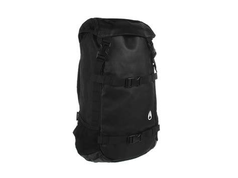 Nixon Landlock Backpack Iii Black C2813000 nixon landlock backpack ii h2o black zappos free shipping both ways