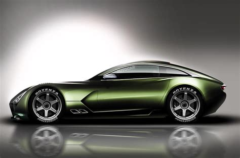 Target Home Design Reviews by New Tvr Sports Car To Use Gordon Murray S Istream Carbon