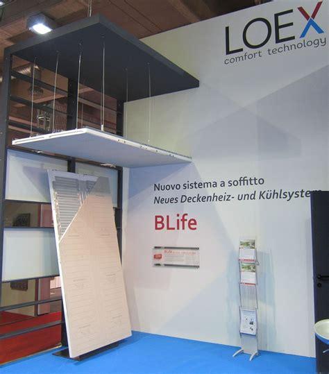 raffrescamento a soffitto blife il riscaldamento raffrescamento a soffitto di loex