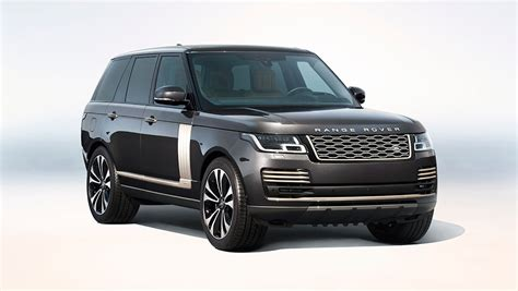 range rover fifty  detailed special edition marks