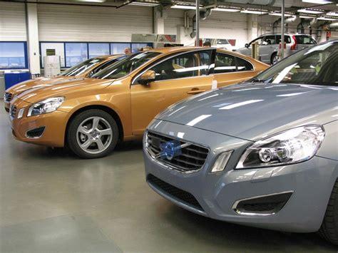 volvo gent fotorepo op bezoek bij volvo s fabriek in gent autoblog nl