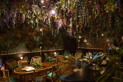 Japanese House Plants by Mayfair S In Bloom At Sketch London S First Flower Show