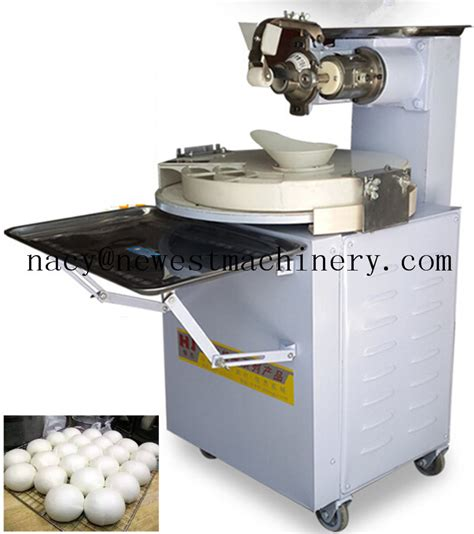 Cutter Cutter Pemotong Pita Dispenser new style automatic dough divider machine for pita bread dough cutter divider rounder dough