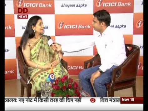 who is the owner of icici bank chanda kochhar md ceo icici bank speaks exclusively