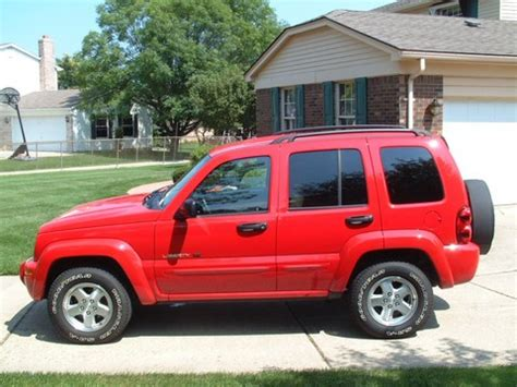 red jeep liberty 2007 operation winter mode ford focus forum ford focus st
