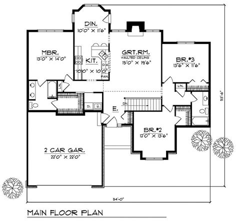 house plans under 1800 square feet house floor plan for 83999 ranch house plans 1603 sq ft