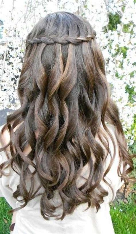 down hairstyles for dance 30 cute long curly hairstyles hairstyles haircuts