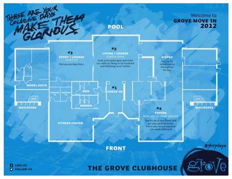 the grove floor plans the grove clubhouse floor plan