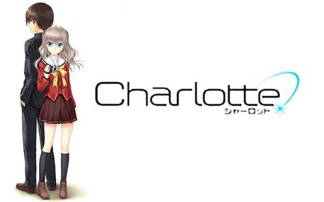 Anime Charlotte Backgrounds   PixelsTalk.Net