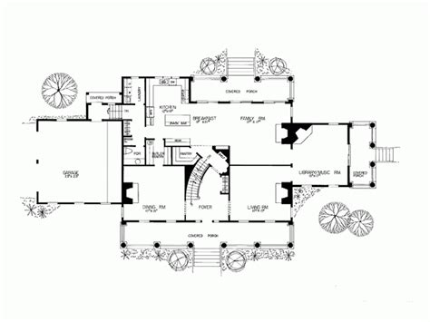 Split Level Home Floor Plans eplans plantation house plan five fireplaces 3833