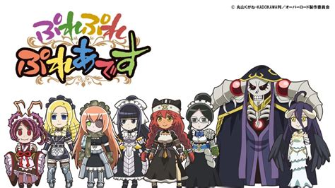 drama anime xyz overlord combat chibi comedy spinoff episode 6