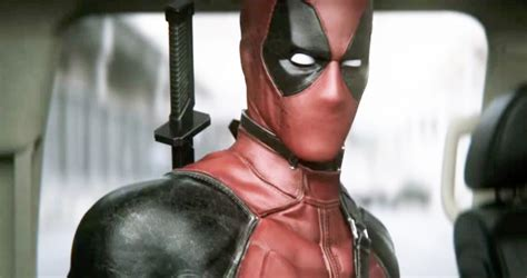 deadpool test footage renyolds wishes he leaked the deadpool test footage