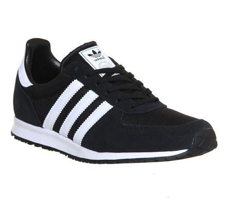 Adidas V Racer Black adidas adistar racer w black white unisex sports