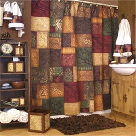 adirondack pine shower curtain bathroom curtains how to choose them and also keep the