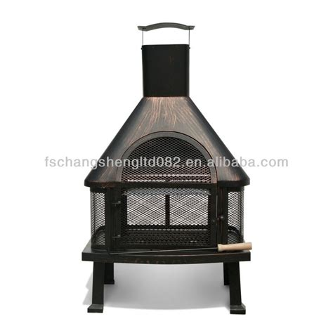 chiminea lowes chiminea outdoor fireplace at lowes