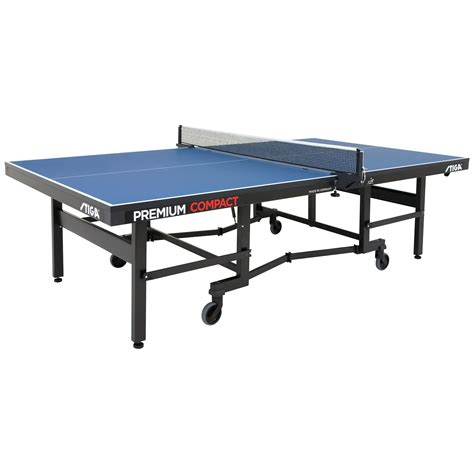 compact ping pong table stiga premium compact ittf indoor table tennis table