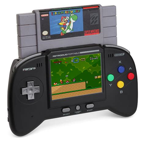 console portatili nintendo retro duo portable nes snes system