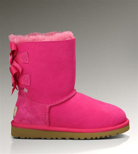 pink winter boots selling australia womens bailey bow snow boots 3280
