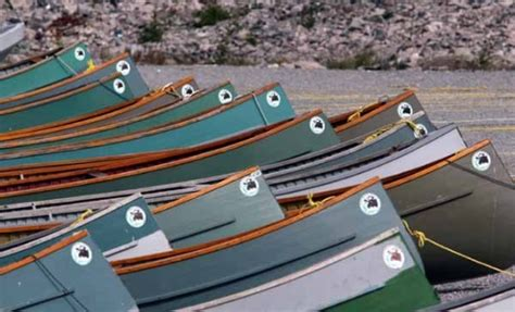 canoes manufacturers a northern icon the wood and canvas freighter canoe the