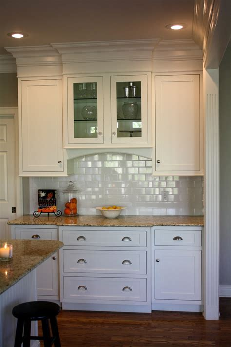 white glass subway tile kitchen contemporary with bread white glass subway tile kitchen contemporary with bread