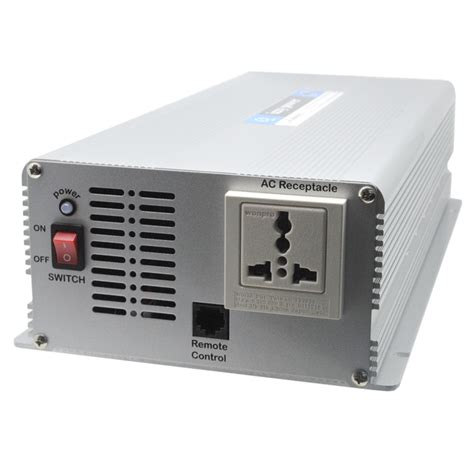 Termurah Izzy Power Dc To Ac Car Inverter Ht M 120c 120 Watt 12 Volts izzy power dc to ac car inverter 2000 watt 12 volts ht m
