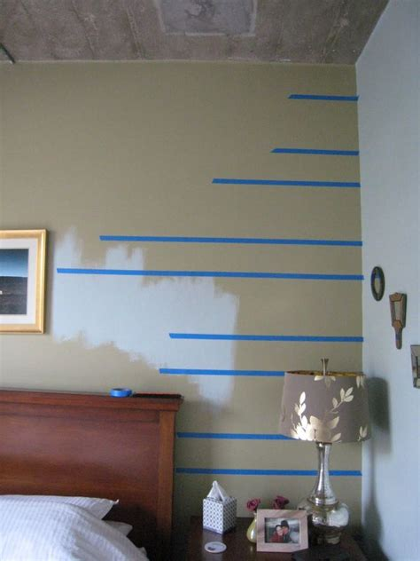 how to paint horizontal stripes on a bedroom wall painting horizontal stripes on walls ideas memes