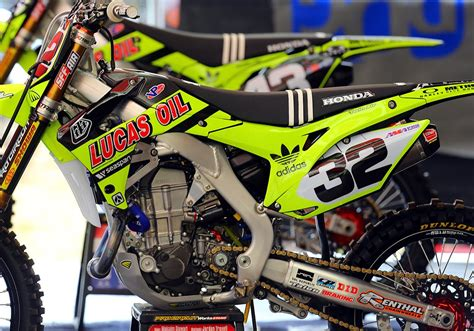 graphics for motocross the new flo yellow graphics on my crf moto related