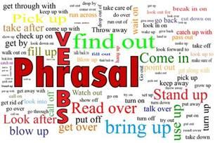4 u phrasal verbs