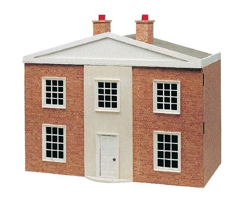 georgian dolls houses 12th scale georgian dolls house plan and fittings hobbies