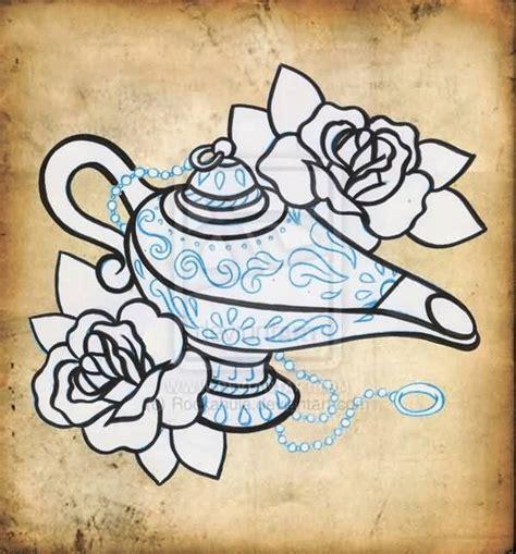 genie tattoo designs l ideas and l designs page 2