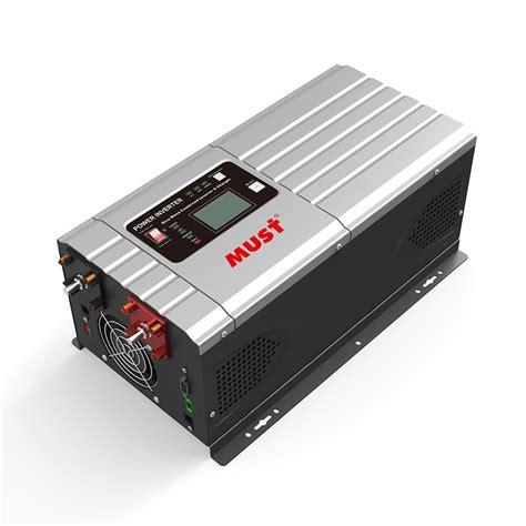 Ac Inverter 1 Pk low frequency solar inverteroff grid solar inverter pv3000