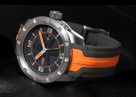 the new 2015 ultimate sport watches from swiss brand wryst