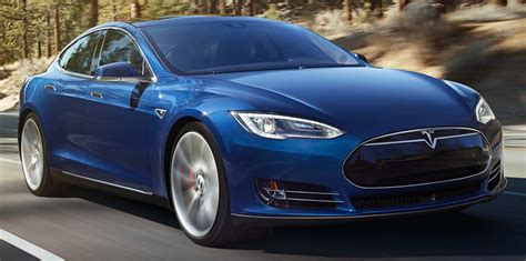 Tesla Ev Car Tesla Model S 70d New Entry Level With Awd 329 Hp Image