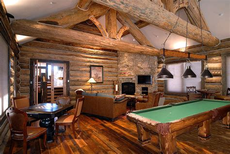 Log Cabin Furniture For Sale by For Sale Rustic Log Pool Billiard Tables For Log Home
