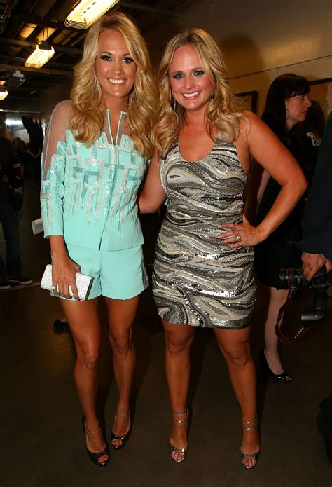 Rather Disastrous Cmt 2007 Awards by Miranda Lambert And Carrie Underwood Which One Holds