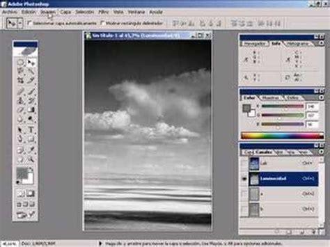 imagen blanco y negro en photoshop tutorial photoshop convertir imagen a blanco y negro
