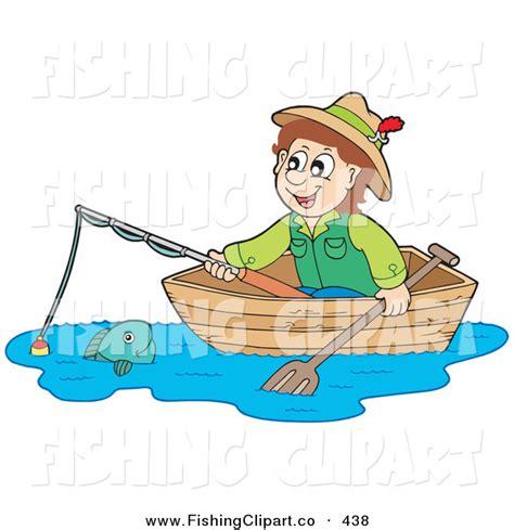 man fishing in boat clip art man fishing in boat clipart