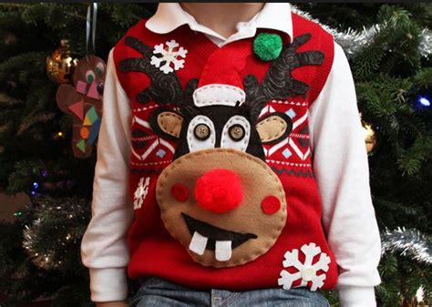 funny christmas contest pictures sweater contest the dazzling duo