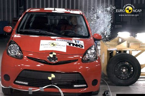 Toyota Aygo Ncap Aygo C1 And 107 Ncap Pictures Auto Express