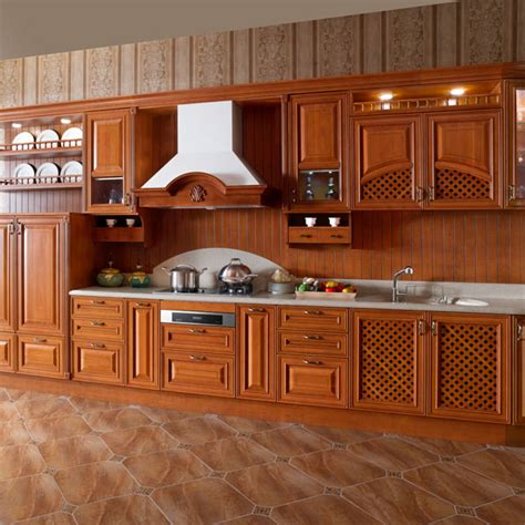 Kitchen All Wood Kitchen Cabinets Ideas Solid Wood Solid Wood Kitchen Furniture