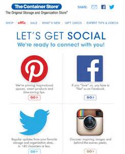 find us on template social media invite emails that are a marketing do