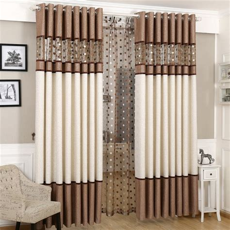 window curtains for bedroom luxury stitching embroidery yarns blackout curtains bedroom finished curtain fabric