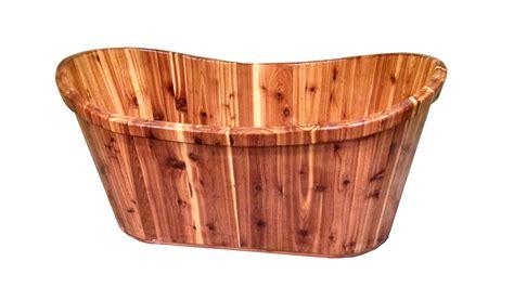 solid wood bathtub buy a custom made cedar wooden standalone ofuro bathtub