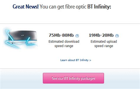 check bt infinity update slap bt broadband checker for misleading speed