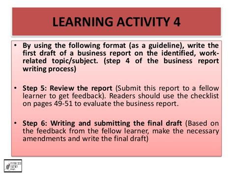 business letters writing tips business report writing skills tips
