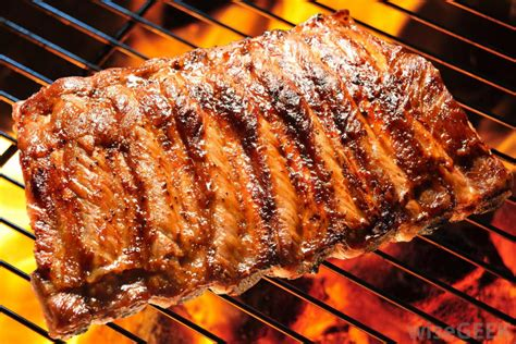 Grilling Rack Of Ribs how do i choose the best propane grill with pictures